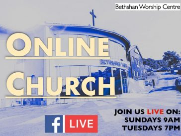 Bethshan Worship – Online Church